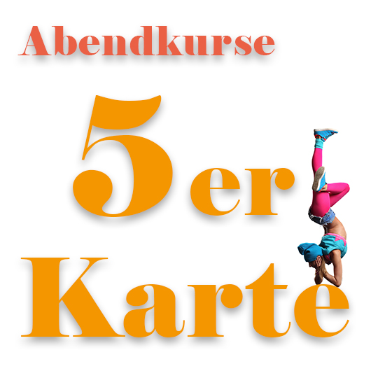 5er-Karte-Abendkurse Tanzschule Berlin