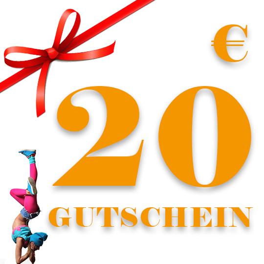 20 Euro Tanzen Gutschein Tanztraining