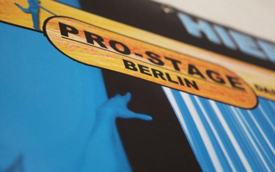 Ausbildung Gesang Tanz Prostage Berlin