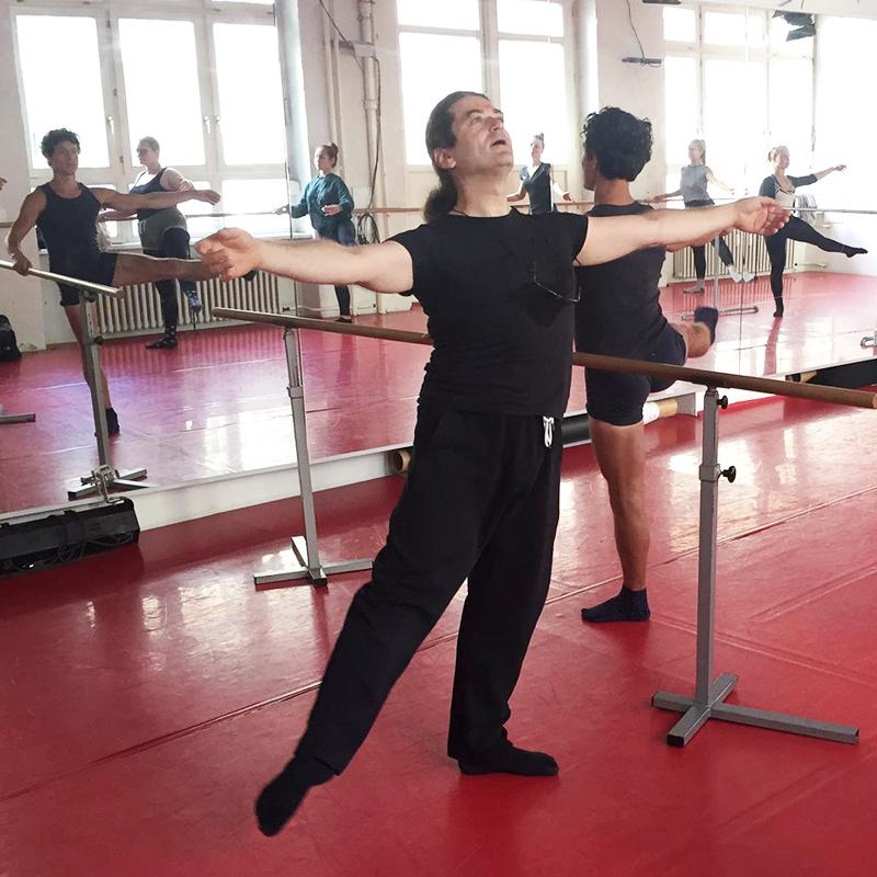 Ballett Schule Training Berlin