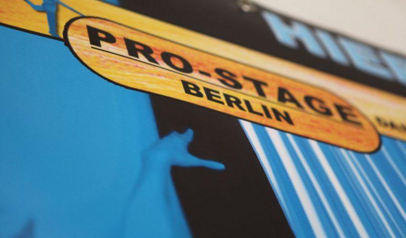 PRO STAGE Berlin Künstler Agentur