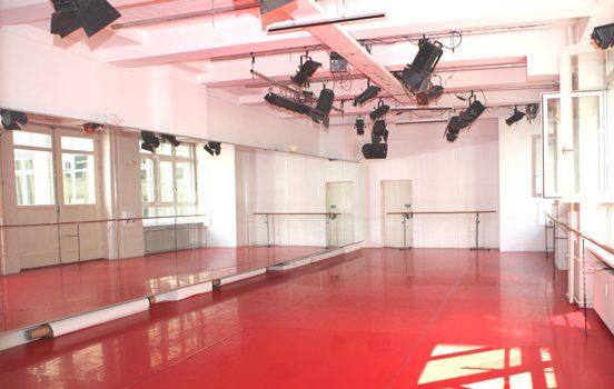 Übungsraum Tanzsaal mieten Berlin