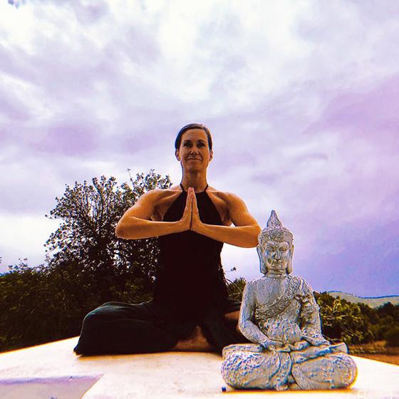 Yoga Unterricht Tanzschule Kreuzberg
